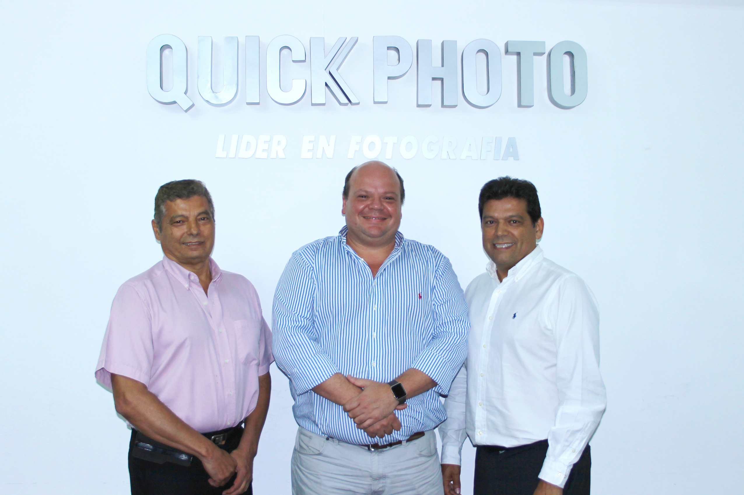 Executive team from Quick Photo