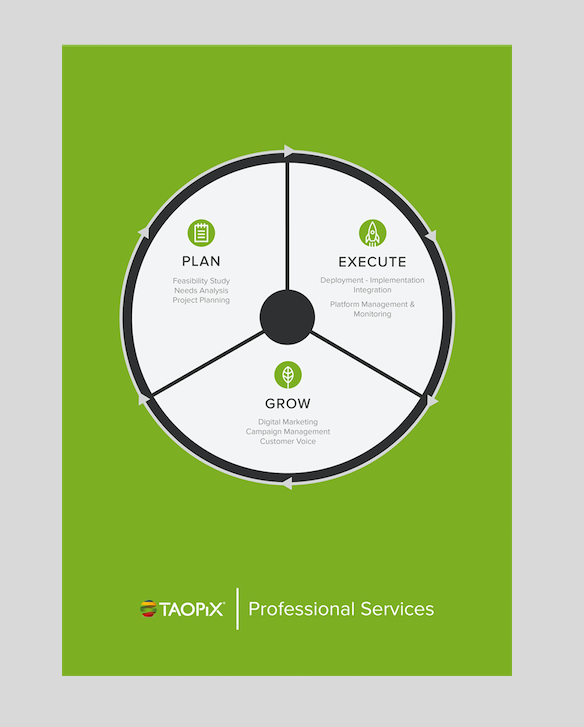 Plan execute grow graph